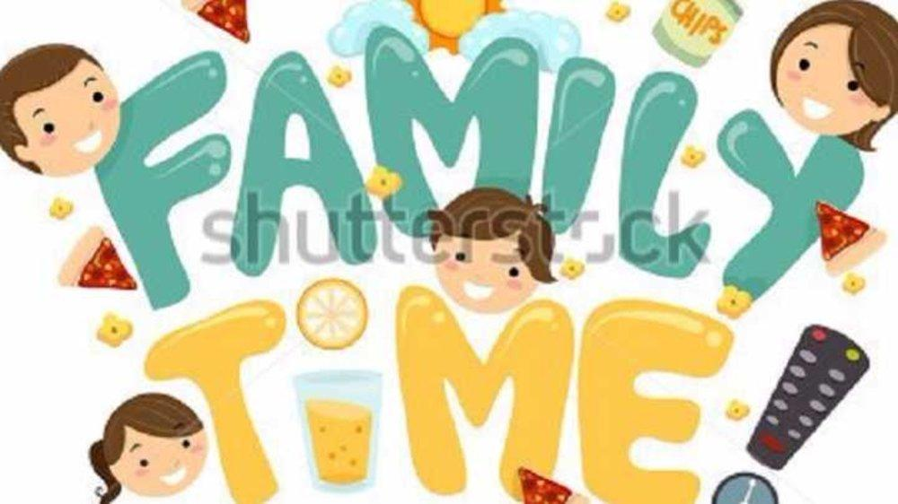 FAMILY TIME GAME for bonding and fun - great for kids