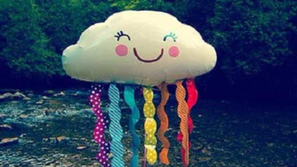 THE HAPPINESS CLOUD SYNDROME
