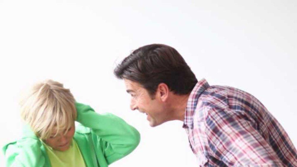 Save your Child from your Anger Tantrums!