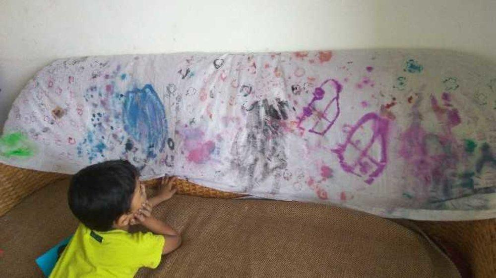 Art therapy for your child and you!!