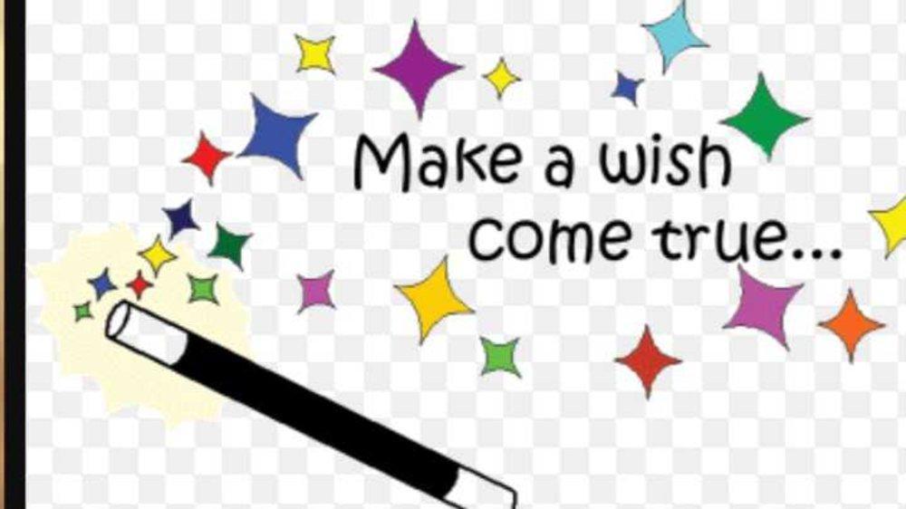 A wish.......