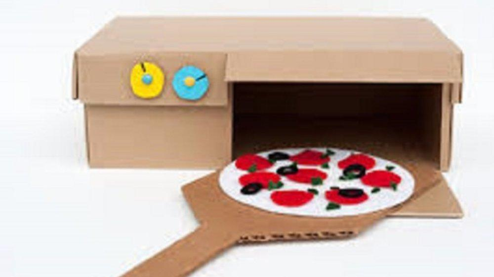6 Simplest And Most Amazing Crafts With Your Empty Cardboard Boxes