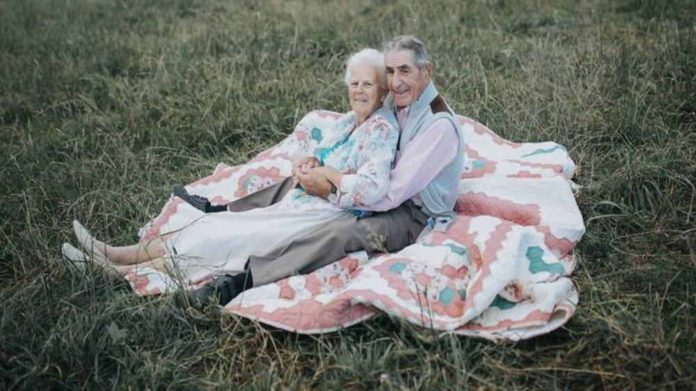 On Their 68th Anniversary, This Couple Still Looks Like Newlyweds on a Honeymoon!