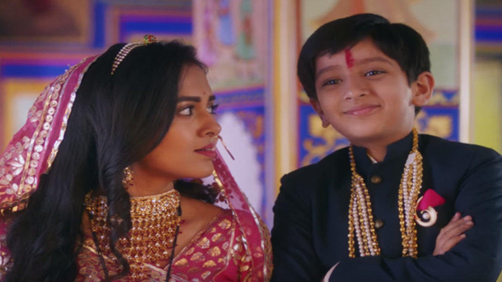 tv shows for 10 year olds. this indian tv show normalises marriage between a 10-year-old boy and an tv shows for 10 year olds