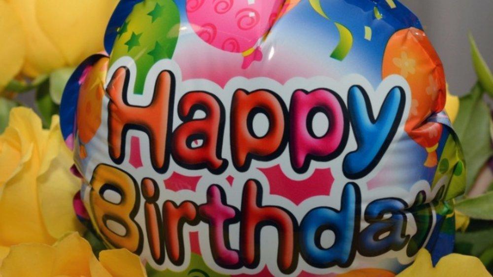 A Simple Birthday Wish