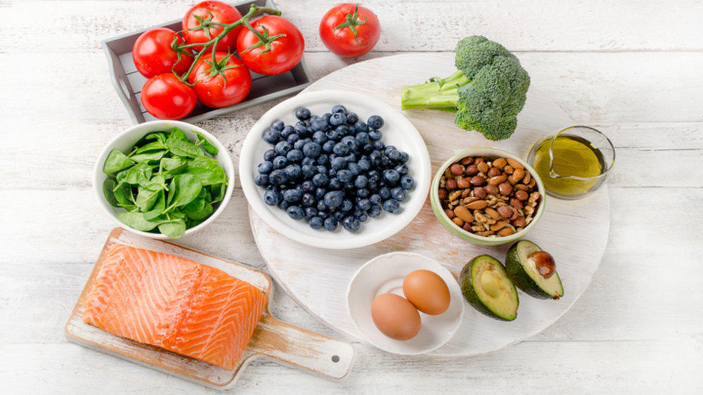 Optimum Nutrition for Healthy Brain