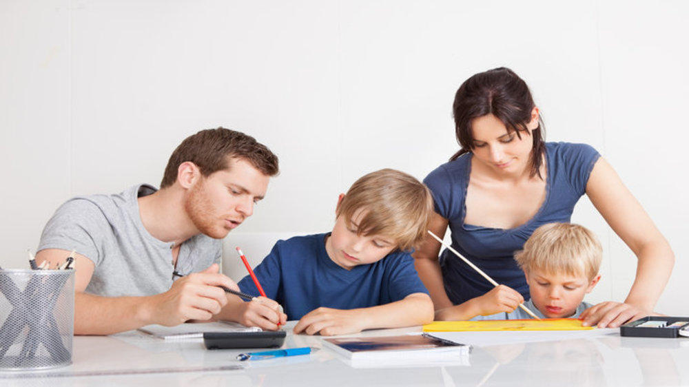 Parents-Students-Teachers: The awesome trio can make homework fun