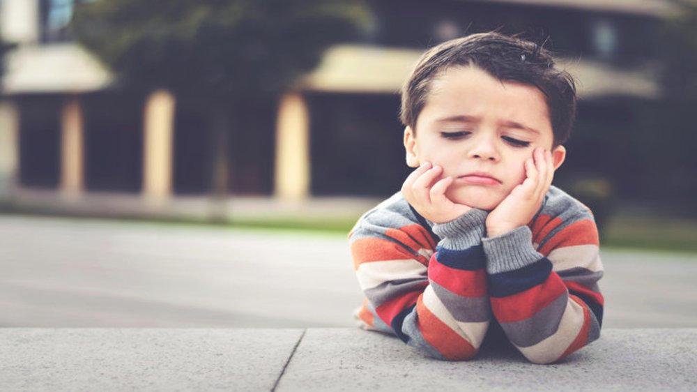 Stress in kids: Recognition and Remedies!!