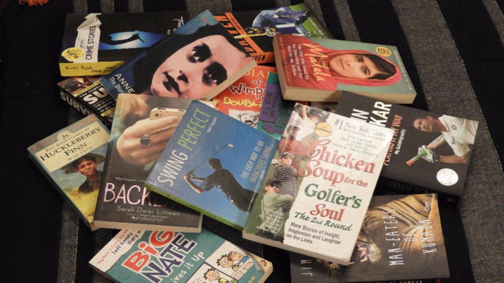 Books vs kindle - my choice for my teen