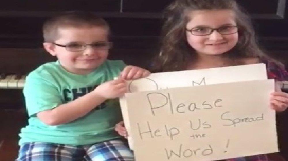 Kids Help Mom Get a Kidney Match Through an Internet Post