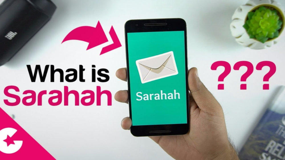 Is Sarahah, the popular anonymous messaging app putting children at risk?