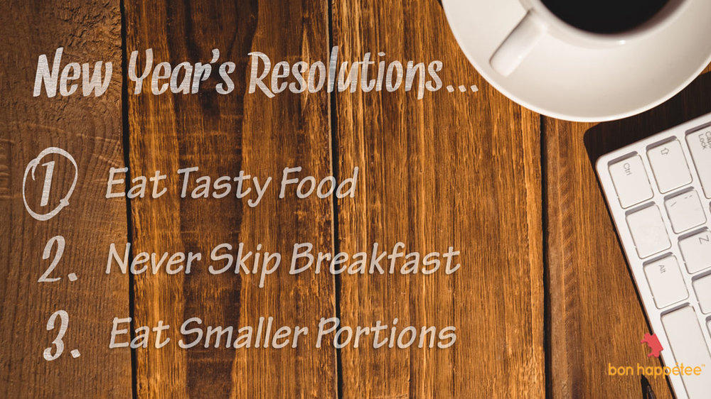 Simple Solutions To New Year Resolutions