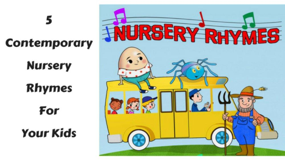 5 Nursery Rhymes To Help Your Toddler S Development