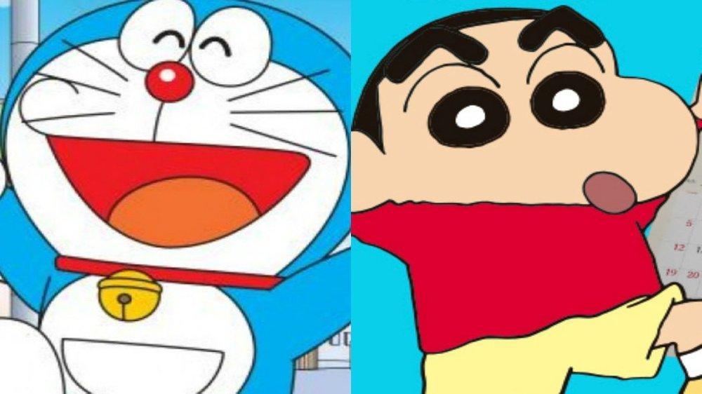 doremon sinchan generation व यवह र श श क पस द