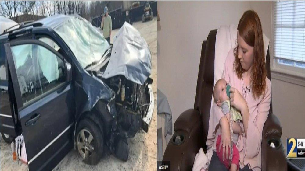 Mother Warns Parents To Stop Using Car Seat Strap Covers After Accident Involving Her Infant