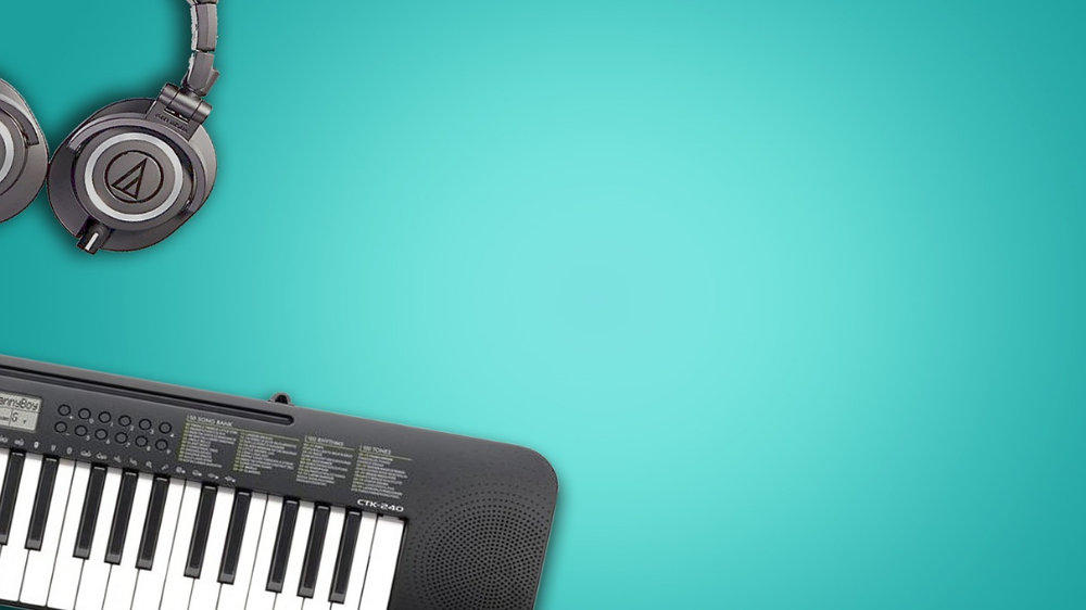 Casio Music Therapy And Together We Hit The Right Chords