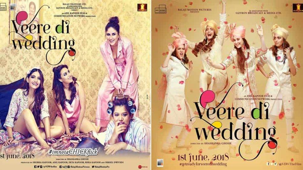 Veere Di Wedding Reviews.A Nostalgic Trip With Veere Di Wedding Reviews Tv