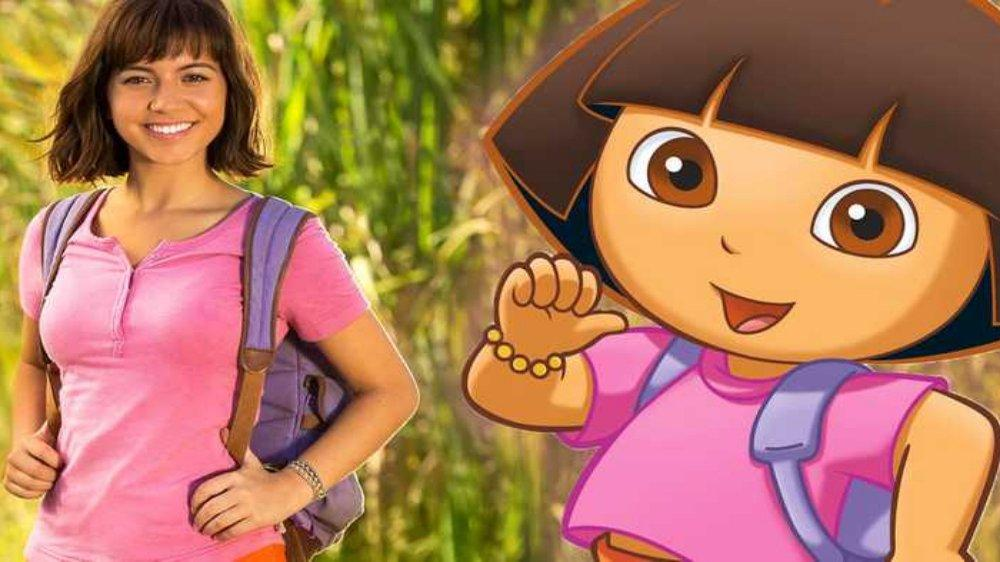 VIDEO Dora The Explorer Is Coming To Theatres In New Live