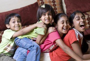 Lost Children, Childhood And Children's Day